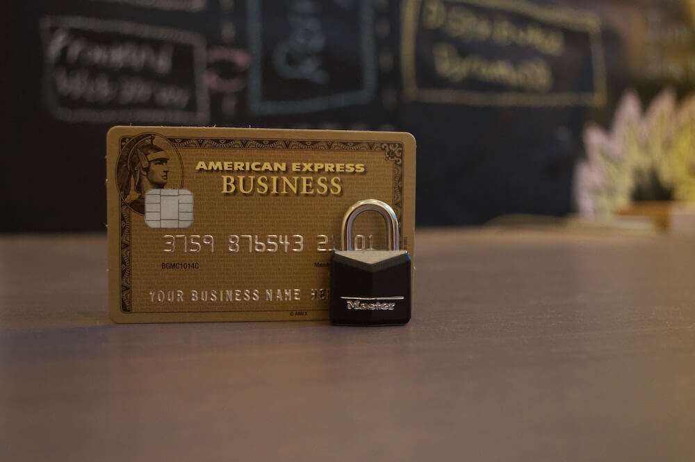 Secure Credit Card Image